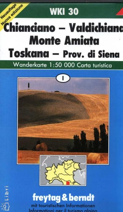 - Chianciano-Valdichiana- Monte Amiata