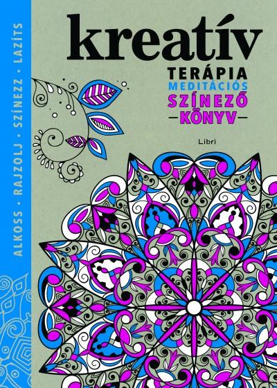 Michael O'Mara - Kreatív terápia - Meditációs színezőkönyv