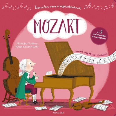 Anne-Kathrin Behl - Natacha Godeau - Mozart