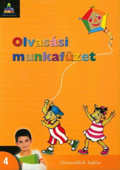 Borszéki Ágnes - Olvasási munkafüzet 4.