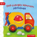 Sandra Grimm - Első csörgős könyvem: Járművek