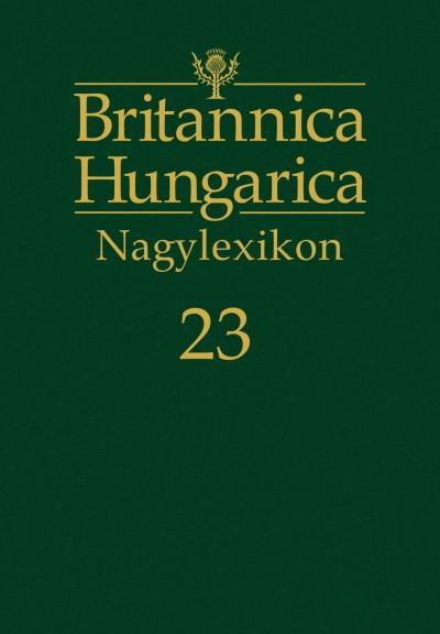Nádori Attila  (Szerk.) - Britannica Hungarica Nagylexikon 23.