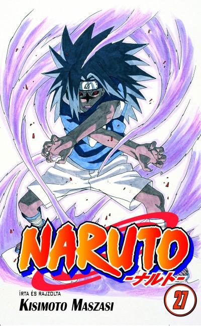 Kisimoto Maszasi - Naruto 27.