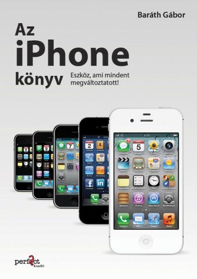 Baráth Gábor - Az iPhone könyv