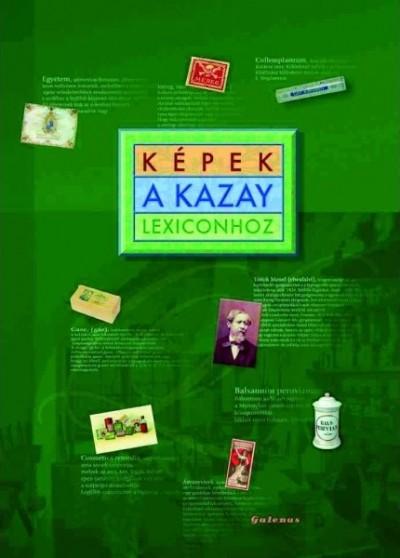 Dr. Szarvasházi Judit  (Szerk.) - Képek a Kazay Lexiconhoz