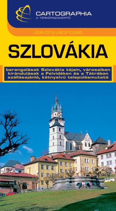 Dr. Horváth Tibor - Szlovákia útikönyv
