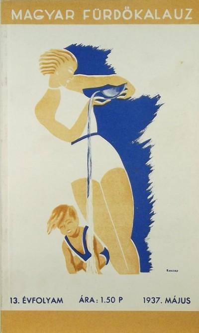 - Magyar fürdőkalauz 1937. május