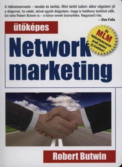Robert Butwin - Ütőképes - Network marketing