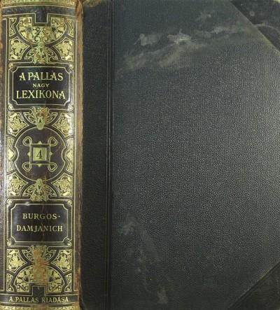 Ruth Burgos - Damjanich János - A Pallas nagy lexikona IV. kötet