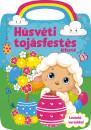 - Húsvéti tojásfestés - kifestő