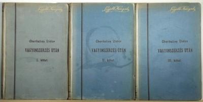 Victor Cherbuliez - Vagyonszerzés után I-III.