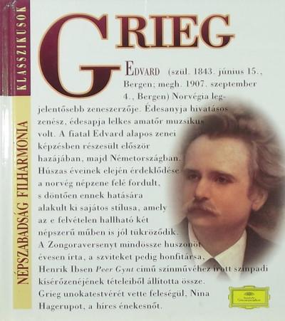 - Edvard Grieg (1843-1907) + CD