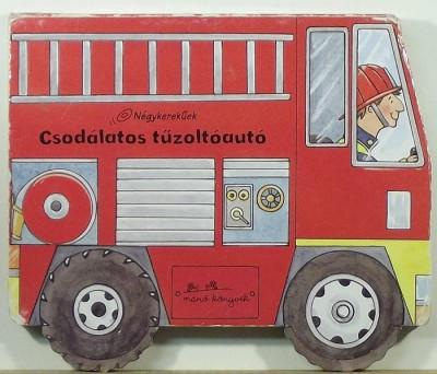 - Csodálatos tűzoltóautó