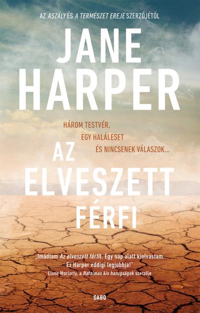 Jane Harper - Az elveszett férfi