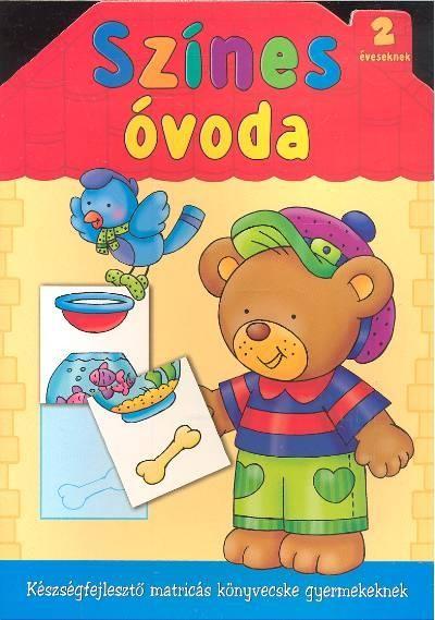 Renata Wiacek - Színes óvoda 2 éveseknek