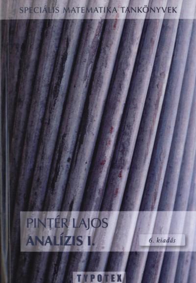 Pintér Lajos - Analízis I.