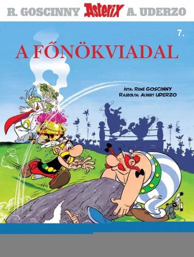 René Goscinny - Asterix 7. - A főnökviadal