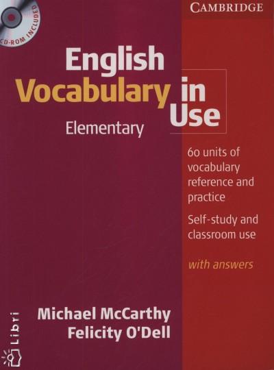 - English Vocabulary in Use - Elementary