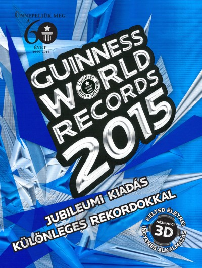 Craig Glenday  (Szerk.) - Guinness World Records 2015