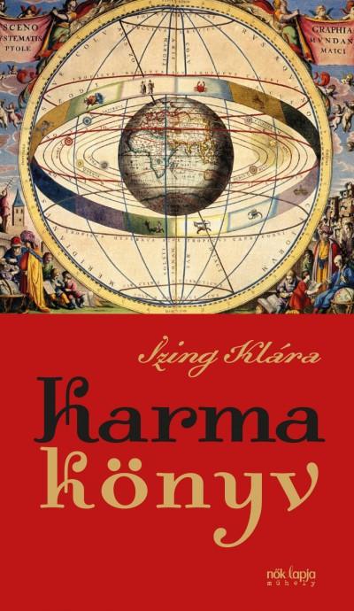 Izing Klára - Karma könyv