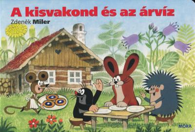Zdenek Miler - A kisvakond és az árvíz