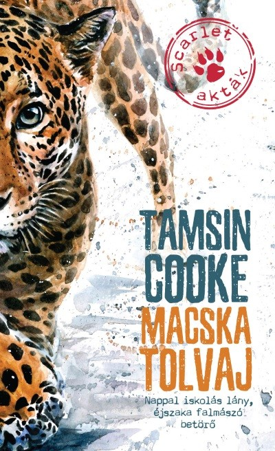 Tamsin Cooke - Macska tolvaj