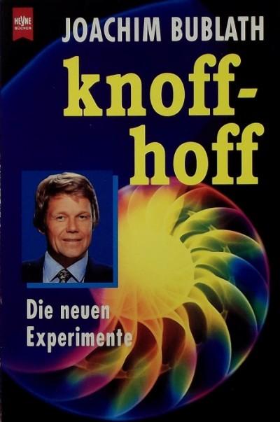 Joachim Bublath - Knoff-hoff