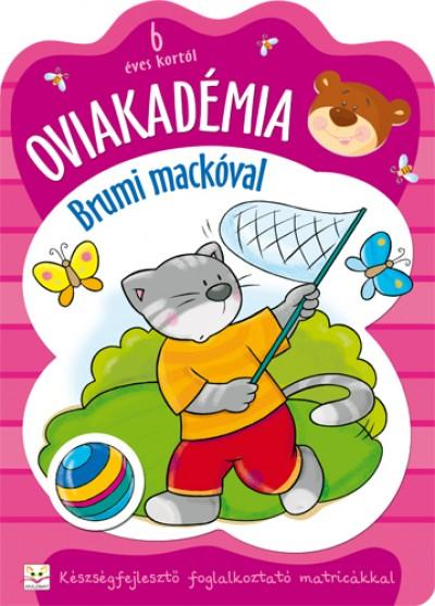 Joanna Kuryjuk - Oviakadémia Brumi mackóval 6 éves kortól