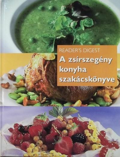 Nácsa Klára - A zsírszegény konyha szakácskönyve