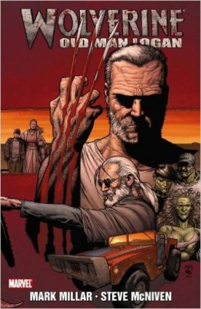 Steve Mcniven - Mark Millar - Wolverine - Old Man Logan