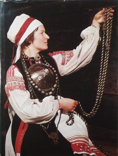 Niilo Valonen - Ortutay Gyula  (Szerk.) - A finnugor népek népművészete