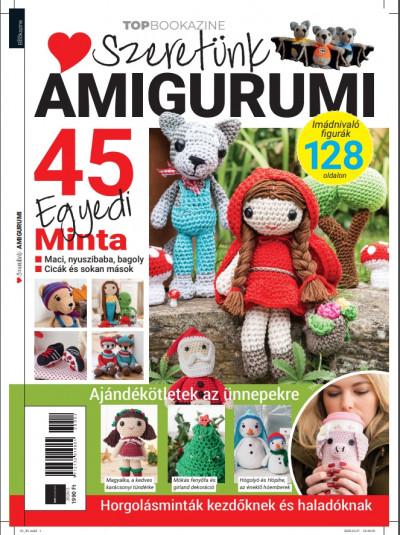 - Top Bookazine - Szeretünk Amigurumi
