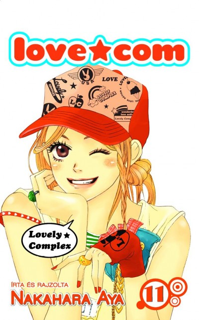 Nakahara Aya - Love*Com 11.