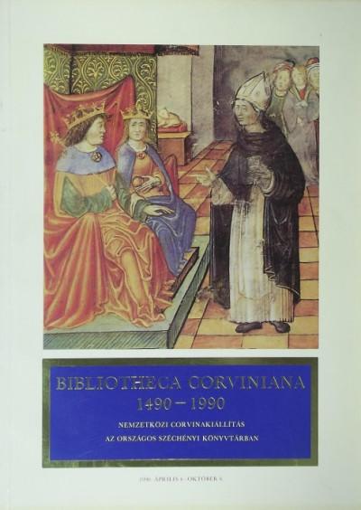 Földesi Ferenc  (Szerk.) - Bibliotheca Corviniana 1940-1990