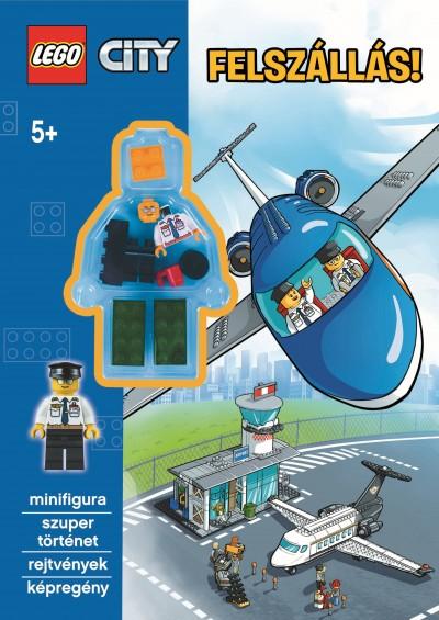 - LEGO City / Felszállás - ajándék minifigurával
