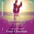 Gary Chapman - Süveges Gergő - Az 5 szeretetnyelv:  Egymásra hangolva - Hangoskönyv - MP3