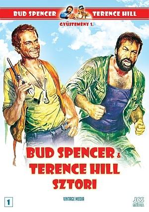 Carr� Francesco (SZERK.) - Bud Spencer �s Terence Hill Sztori