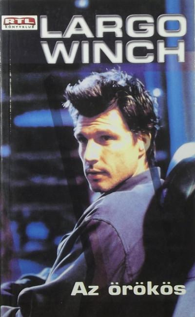 Gilles Legardinier - Largo Winch - Az üstökös