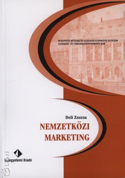 Deli Zsuzsa - Nemzetközi marketing