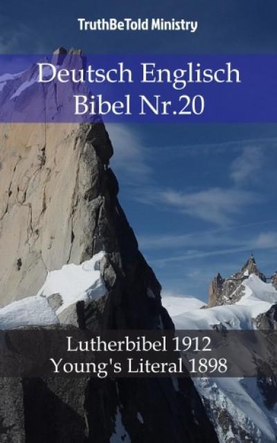 Martin Truthbetold Ministry Joern Andre Halseth - Deutsch Englisch Bibel Nr.20