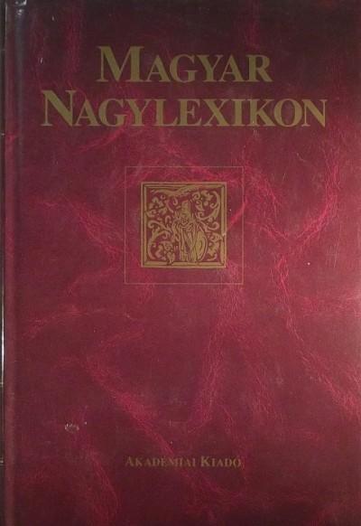 - Magyar Nagylexikon 4. kötet