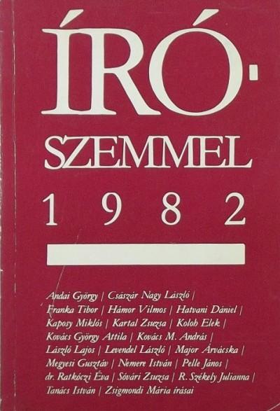 Ratzky Rita  (Vál.) - Írószemmel 1982