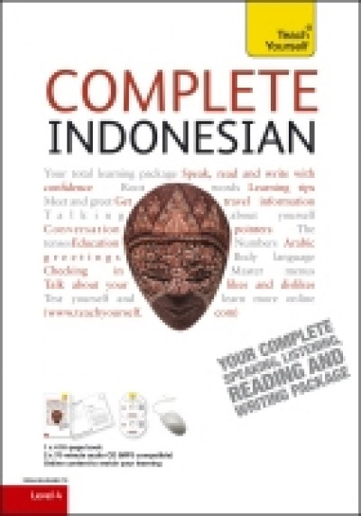 - Complete Idonesian - Book+CD pack TY