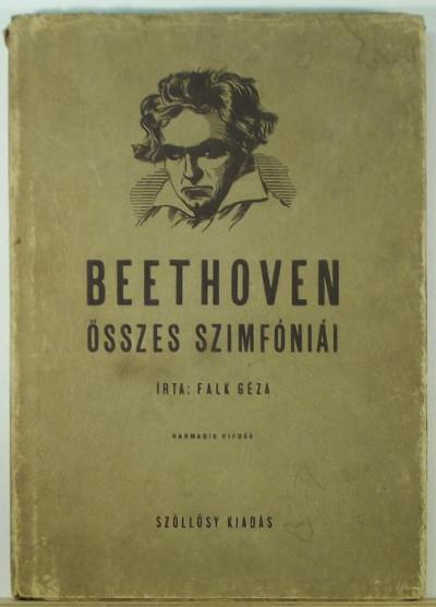 Falk Géza - Beethoven összes szimfóniái