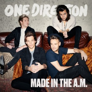One Direction - Made In The A.M. Deluxe - CD