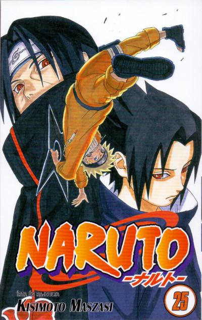 Kisimoto Maszasi - Naruto 25.