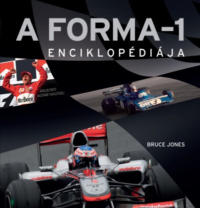 Bruce Jones - A Forma-1 enciklopédiája
