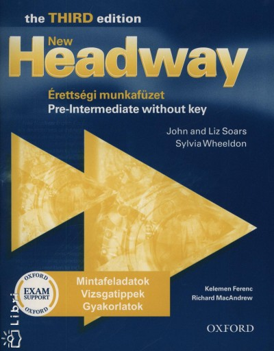 John Soars - Sylvia Wheeldon - New Headway Pre-Intermediate without key 3rd