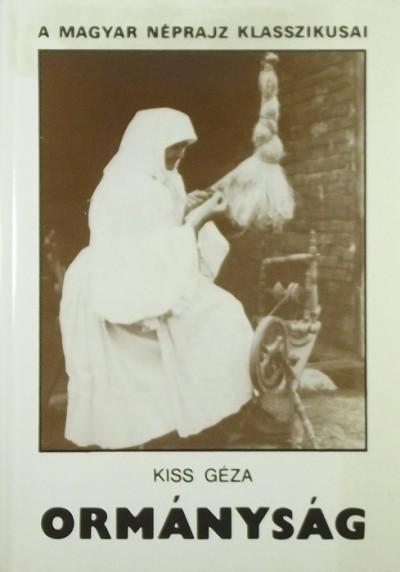 Kiss Géza - Ormányság