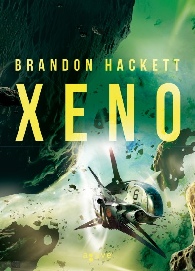 Brandon Hackett - Xeno